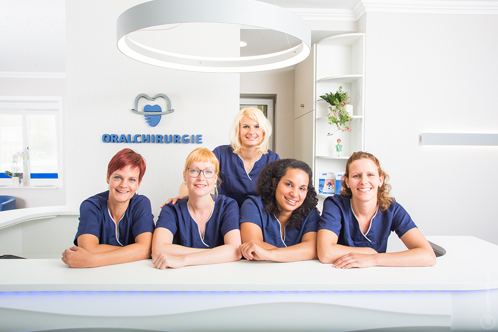 covermade Oralchirurgie Eisenberg Team
